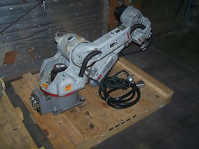 Yaskawa Motoman Yr-Up6-A02 Robotic Handling Arm Up6