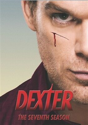DEXTER THE SEVENTH SEASON 7 New Sealed 4 DVD Set