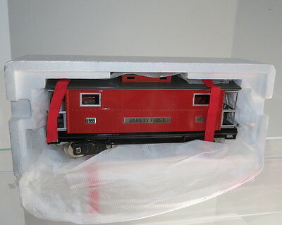 Mth Standard Gauge Modern 10-2237 Tca Bay Area 1999 Convention Red/gray Caboose