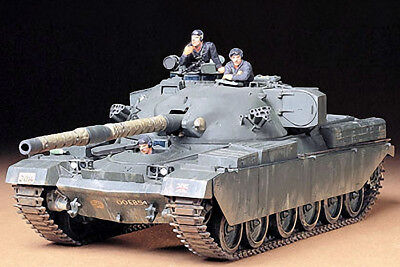 Tamiya Model kit 1/35 British Chieftain Mk.5 Tank