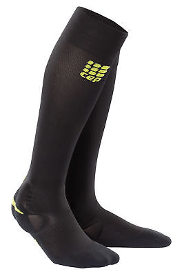 CEP Ladies Compression sock Ortho Ankle Support - Black