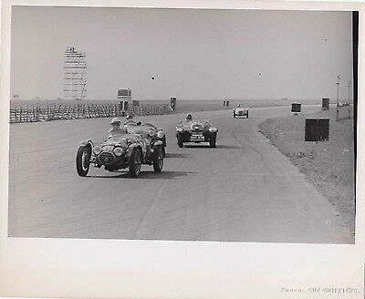 Sports Car Racing At ?silverstone? Photograph, By Guy Griffiths.