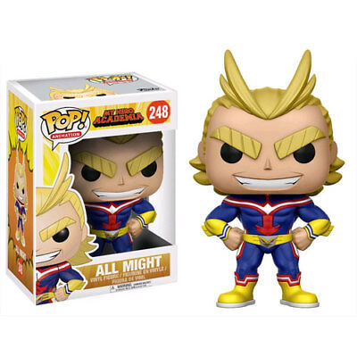 My Hero Academia - All Might Pop! Vinyl Figure NEW Funko