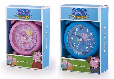 Wholesale Carboot Joblot 10 Peppa Pig George Clocks Mix £169.90 Rrp Carboot Gift