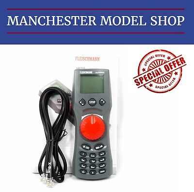 Fleischmann 10810 Multimaus DCC Digital Controller Handset & cable UNBOXED NEW