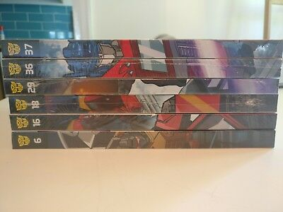 Transformers Ultimate G1 Collection Issues 1 2 3 4 5 6   (IDW, Marvel)