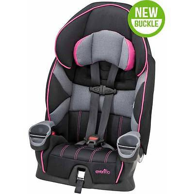 Evenflo Maestro Harnessed Booster Car Seat, Taylor High Back Big Kid Toddler NEW