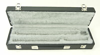 Wooden Hard Case for D, Eb or F-key ebony traditional flute