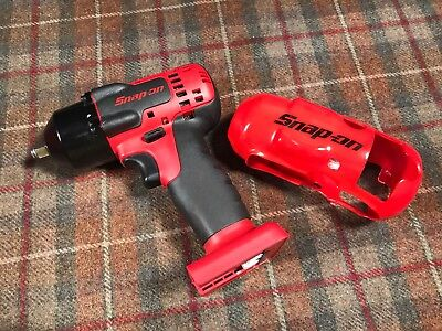 Snap On CT8810A 3/8 18 V Li-ion Cordless Impact Wrench Bare Tool