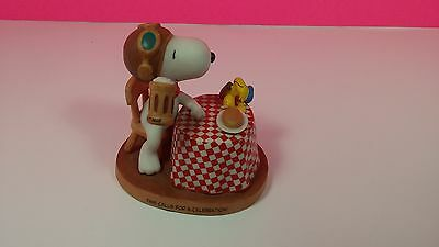 Hallmark Peanuts Snoopy This Calls For a Celebration Figurine Limited Edition
