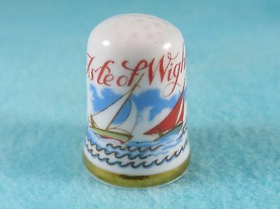 CAVERSWALL Thimble - Isle of Wight