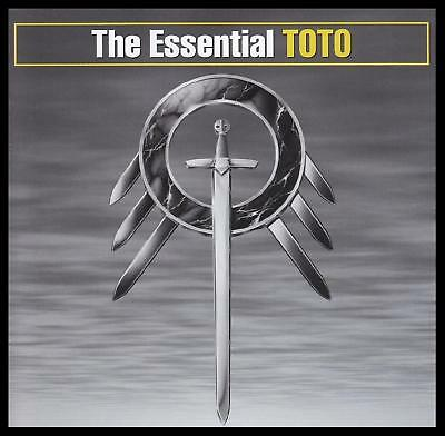 TOTO - ESSENTIAL CD ~ ROSANNA~HOLD THE LINE~AFRICA~GEORGY PORGY  70's POP *NEW*