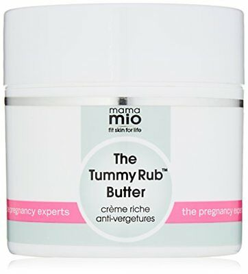 Mama Mio - Manteca The Tummy Rub, 120 g