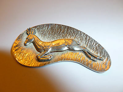 Rare Vintage Candida South Africa Sterling Silver Pin Brooch