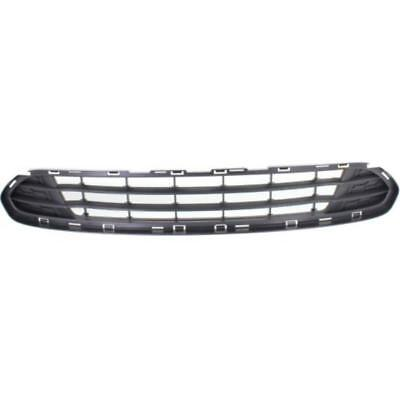 FO1036127C Bumper Cover Grille for 10-12 Ford Fusion