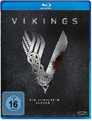 Vikings Staffel 1 Blu-ray NEU OVP
