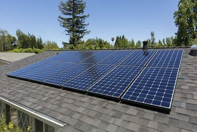 6kw Premium Solar System with Battery Inverter 20 Trina Panels Fully Installed