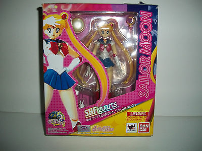 Bandai S.H. Figuarts -  Sailor Moon 20th Anniversary Pretty Guardian Figure*NIB*