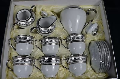 Porcelain 15Pcs Tea Set