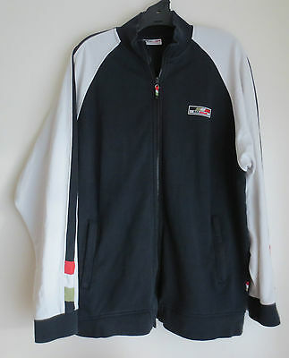 BAR HONDA Official Team Merchandise Zip Up Jacket (X-Large) *Formula One F1