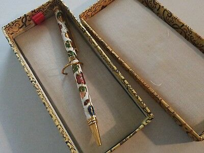 cloisonne pen from Taiwan, New in the original box!