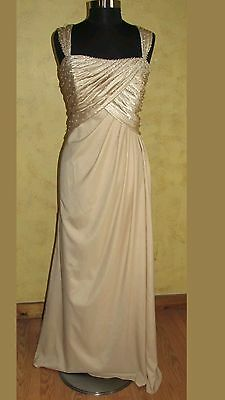 Cameron Blake dress, mother of bride or groom, evening, ball gown plus sz 18