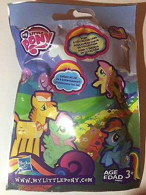 BLIND Bags WAVE RAINBOW Wave COLLECTION Unopened w/MY LITTLE PONY Figures