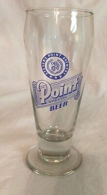 Vintage  Beer Glass - Stevens Point Brewery - Point Special Beer