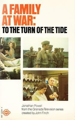 Family at War: To the Turn of the Tide - Jonathan Powell - Good - Paperback