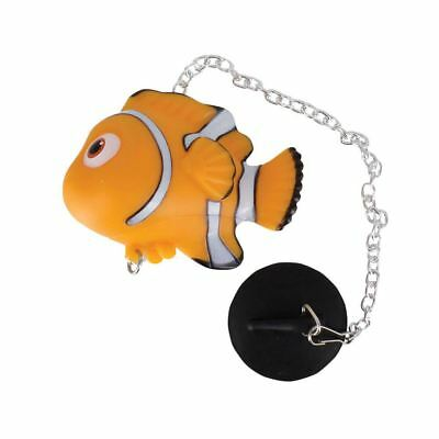 Officially Licensed Disney Finding Nemo Character Bath Plug