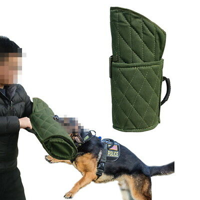 Police K9 Young Dog Bite Sleeve Arm Protection Intermediate For Dog Training ZX