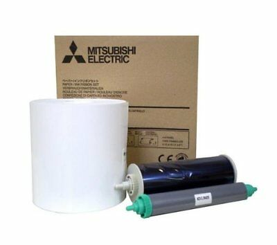 Mitsubishi Electric CK-3812 Brillo - Papel (Brillo, 20 x 30 cm)