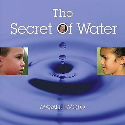 NEW The Secret Of Water By Masaru Emoto Hardcover Free Shipping