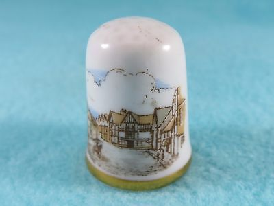 CAVERSWALL Thimble - Lyndhurst - Produced Exclusively for China Shop - Exclusive