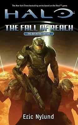 NEW The Fall of Reach By Eric Nylund Paperback Free Shipping