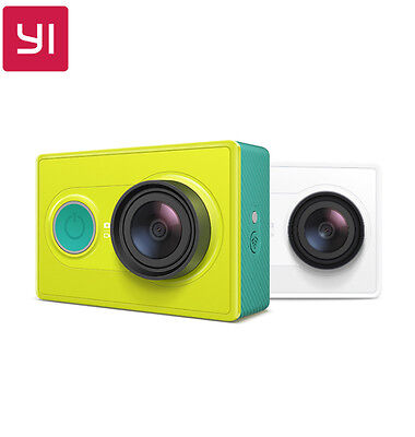 Genuine Xiaomi Yi WiFi Sport Action Camera Cam 1080P 16MP High-definition 155""