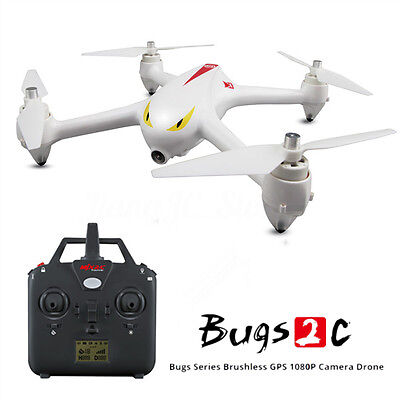 MJX B2C Bugs 2C Brushless W/ 1080P HD Cam GPS Altitude Hold RC Quadcopter RTF AU