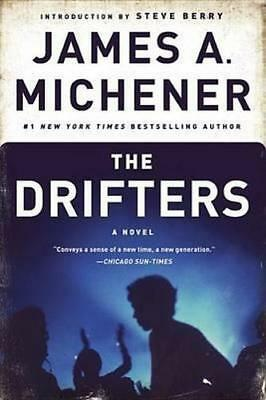 NEW The Drifters By James A Michener Paperback Free Shipping