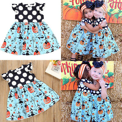 Toddler Kids Baby Girls Princess Dress Party Wedding Pageant Formal Dresses USA
