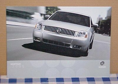 2005 Mercury Montego Limited Edition Brochure NOS Free Shipping