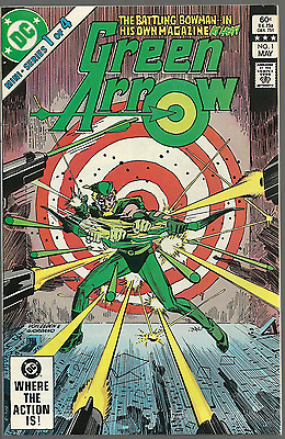 Dc Modern Green Arrow Mini Series '83  Complete Set #1-4