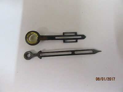 Clock Hands Ideal For Spares 4