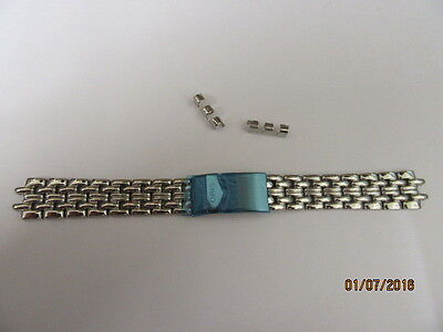 Genuine Oris Watch Bracelet 71854/56 With End pieces For 7482
