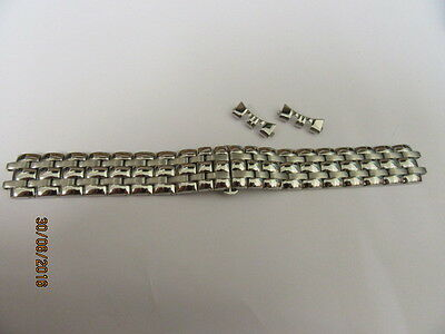 Genuine Oris Watch Bracelet 82047 With End pieces For 7497