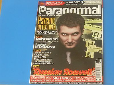 Paranormal Magazine - Exploring The World Of The Unexplained - No. 46 - Mar 2010