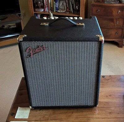 ROQSOLID Cover Fits Fender Rumble 100W V3 Combo Cover H=47 W=43 D=36
