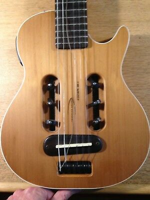 Traveler Guitar Escape Mark II ElectroAcoustic Classical, Shadow preamp