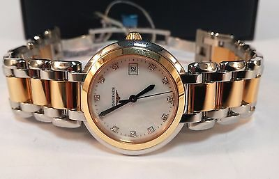 Longines Primaluna Mother of Pearl Stainless Steel Ladies Watch L81125876