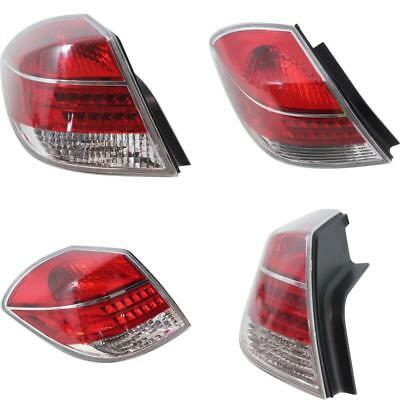 GM2800228 Tail Light for 07-09 Saturn Aura Driver Side