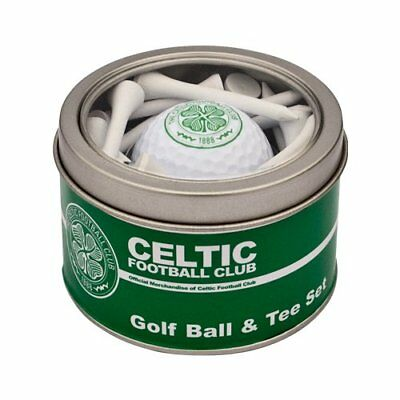 Celtic F.C.  celtic fc golf ball and tee gift conjunto